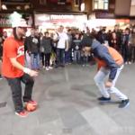 『絶対にボールを取られない男 Street Football Skills!!!』
