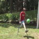 『Nico's Story  片足のサッカープレイヤー』