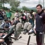 『W杯メンバー発表のドラマ カズと北澤の緊急帰国に揺れた98年』