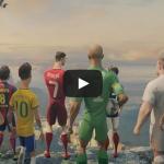 『なにこのアニメ!? サッカーのスーパースターがクローン集団を倒すアニメが面白い!! by NIKE』