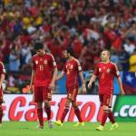 『王者スペイングループリーグ敗退!スペインvsチリ ハイライト』