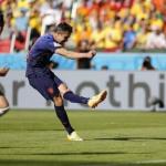『オランダ激戦を制し2連勝 オランダ3-2オーストラリア ハイライト』