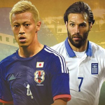 『勝ちきれず悔しいドロー 日本グループリーグ第二戦VSギリシャハイライト』
