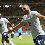 『フランス大量5ゴール圧勝 フランス対スイス戦ハイライト』