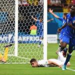 『強豪国同士の対戦 イタリア対イングランド戦ハイライト』