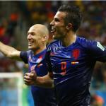 『オランダ5発でスペイン粉砕 スペイン対オランダ戦ハイライト』