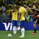 『ミネイロンの悲劇 ブラジル対ドイツ ハイライト』
