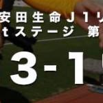 【Jリーグ開幕戦】清水VS鹿島ハイライト