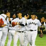 『侍JAPAN 欧州連合に辛勝 1戦目試合ハイライト』