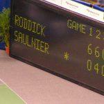 【知ってる??】テニスのポイントの数え方の由来とは??